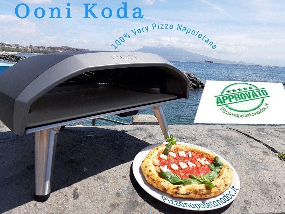 forno Pizza Ooni koda 16